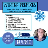 Winter Prefixes BUNDLE