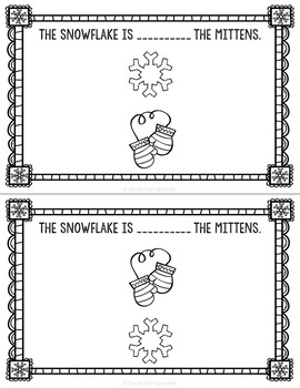 Winter Prepositions