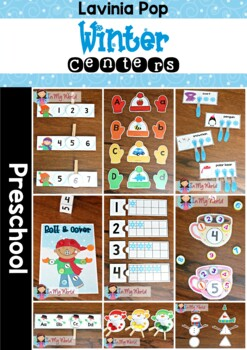 Winter Preschool Centers