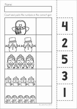 winter preschool no prep worksheets activities by lavinia pop tpt. Black Bedroom Furniture Sets. Home Design Ideas