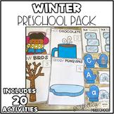 Winter Preschool Bundle