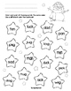 "Winter ""Print and Go"" Math and Literacy Worksheets- No Prep!"