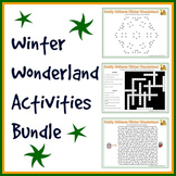 Winter Printable Bundle