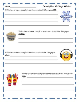 Winter Printables (21 pages)