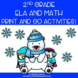 Winter Printables- 2nd Grade