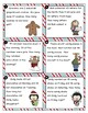 Winter Word Problem Task Cards 2-Digit Addition and Subtraction
