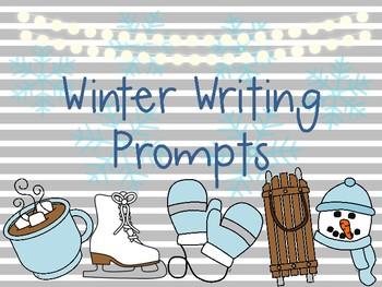 Winter Procedural Writing