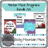 Winter Music Programs Bundle Set
