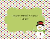 Winter Pronoun Center