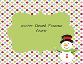 Winter Pronoun Center