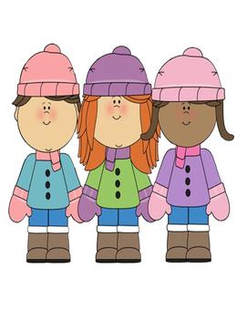 Winter Pronouns