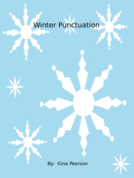 Winter Punctuation