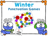 Winter Punctuation Games