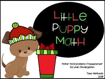 Gift # 3 Winter Puppy Math Unit