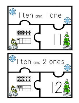 Winter Puzzles: Building 11-20