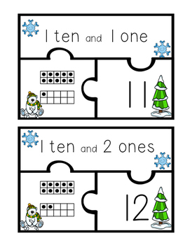 Winter Puzzles: Building 11-20