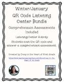 Winter QR Code Listening Center- 1st Grade