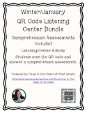Winter QR Code Listening Center- 1st Grade