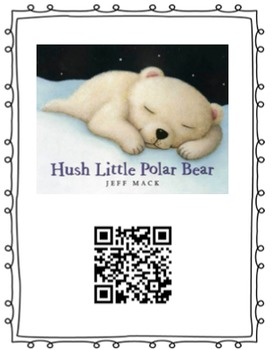Winter QR Code Read Alouds