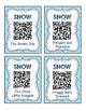 Winter QR Codes