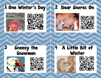 Winter QR Codes