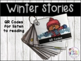 Winter QR Codes: 16 Snowy & Cold Stories for Daily Five Li
