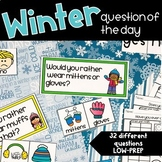Question of the Day   Winter  