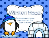 Winter Race to 30 Game