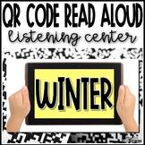 Winter QR Code Read Aloud Listening Center