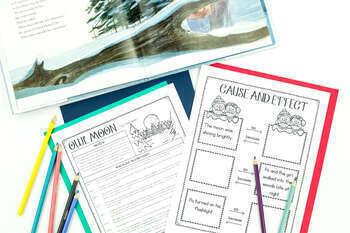Winter Read Alouds: Interactive Read Alouds