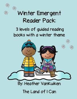 Winter Reader Pack