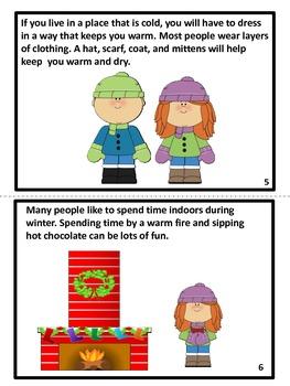 "Winter Reader - ""What is Winter"""