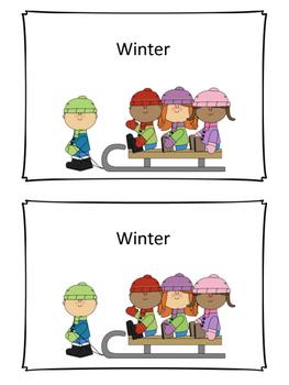 Winter Readers