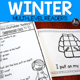 Winter Readers  (Multi-Level Books)