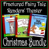 Winter Readers Theater - Christmas Readers Theater Scripts Fractured Fairy Tales