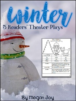 Winter Readers' Theater Plays