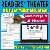 Winter Readers' Theater (a script with 25-29 parts)