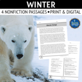 Winter Reading Passages