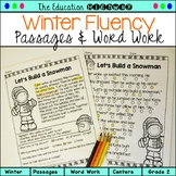 Reading Fluency and Word Work | Winter