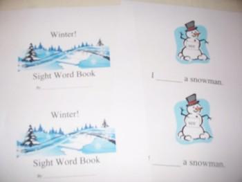 Winter Reading Handouts