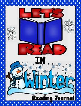 Winter Reading Journal