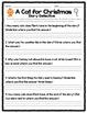 Winter Reading Skills & Comprehension Activities Freebie