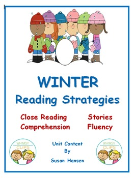 Close Reading: First and Second Grade Winter