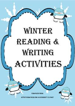 Winter Reading & Writing Activities