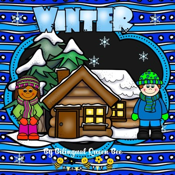 Spanish Winter Reading and Writing Comprehension