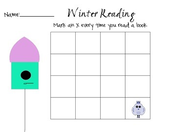 Winter Literacy Pack