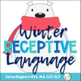 Winter Receptive Language: Speech Therapy