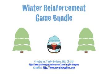Winter Reinforcement Game Bundle!