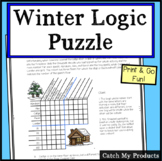 Winter Logic Puzzle (Winter Resort)