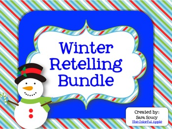Winter Retelling Bundle